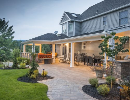 Outdoor Projects to Start During the Winter in Pennsylvania